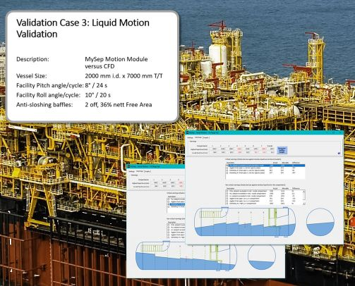 MySep | MySep Motion Analysis Floating Facilities - FPSO