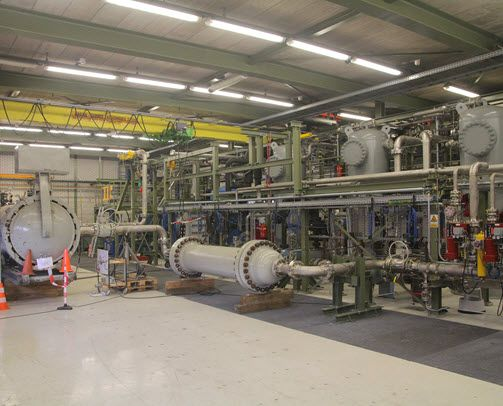 MySep | MySep Testing High Pressure Cyclone Demisters, DNV-GL RenD Facility, Netherlands