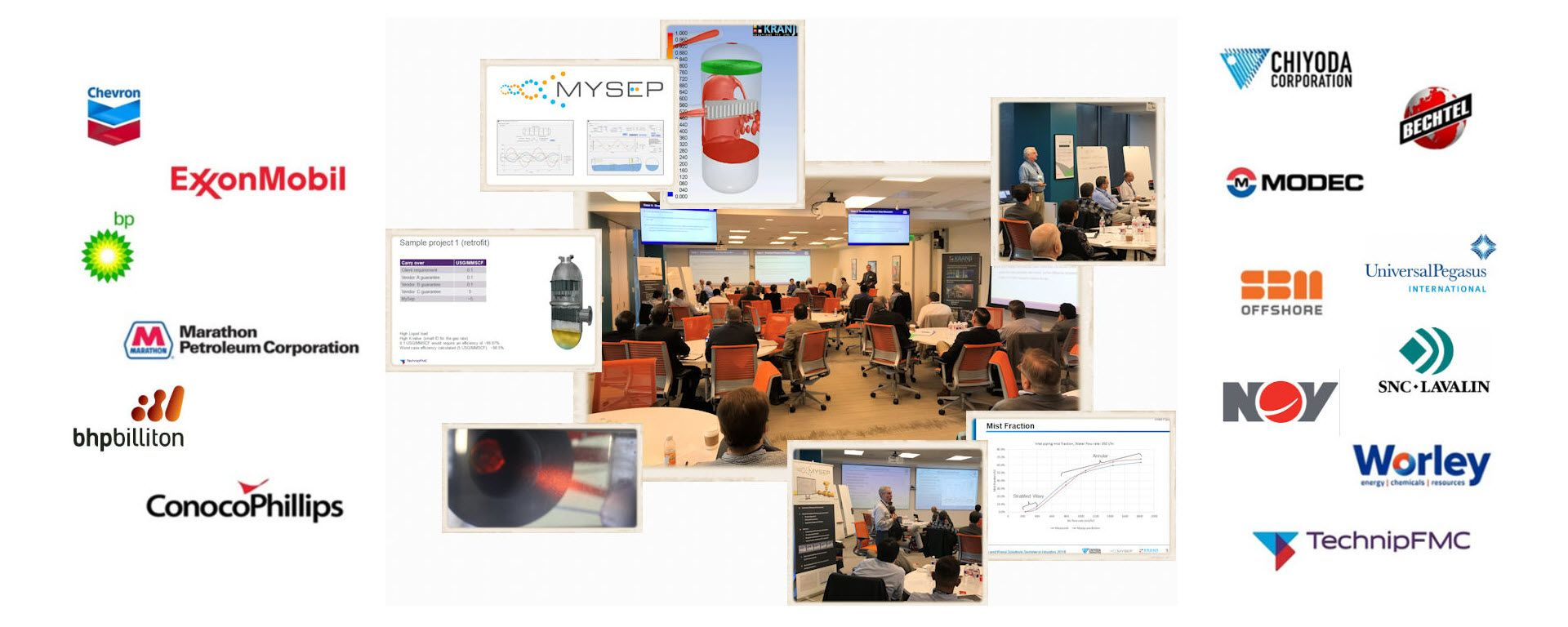 MySep | MySep Seminar and Industry Recognition